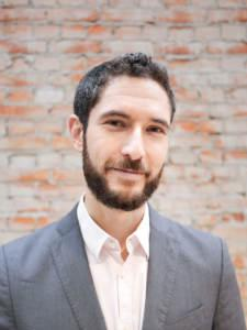 Simon Werbart Flato, verksamhetschef och grundare